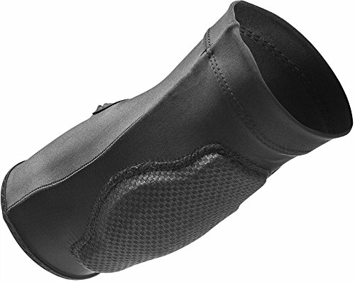 Schutt Sports Low Profile Elbow Pad Low Profile Elbow Pads for Football, Volleyball, Basketball, All Contact Sports - 1 Pair, Black, Small