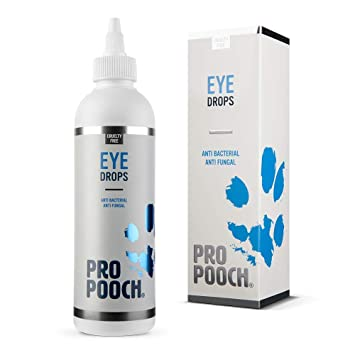 Pro Pooch Gotas oculares para Perros (250 ML): Amazon.es ...