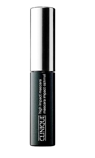 5c54f246499 Amazon.com : Clinique High Impact Mascara 01 Black Mini-size : Beauty