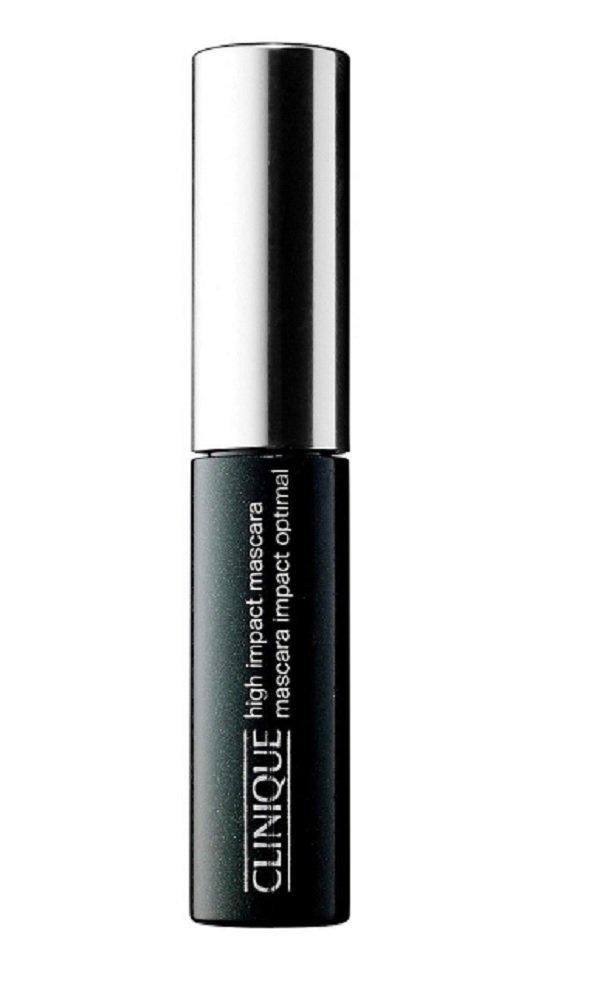 ddcf553a707 Amazon.com : Clinique High Impact Mascara 01 Black Mini-size : Beauty