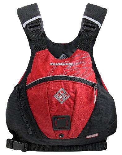 Stohlquist Edge Life Jacket, Red, XX-Large -  523394