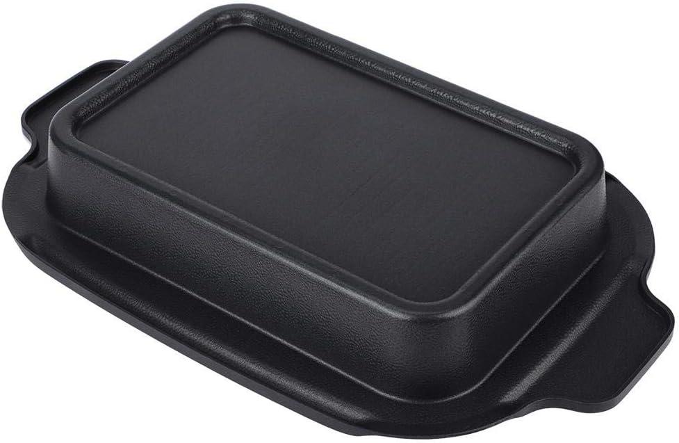Cuisine multifonction antiadh/ésive barbecue plaque chauffante grill plaque de cuisson pan ustensiles de cuisine pour la maison vous m/éritez davoir! Barbecue Tray