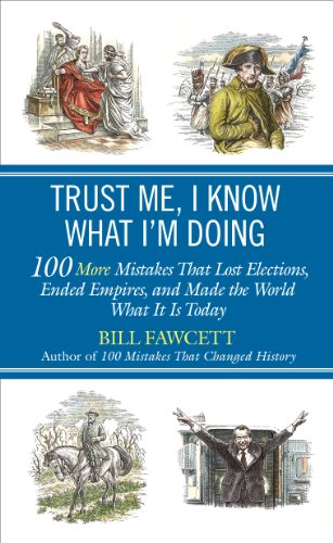 book cover of Trust Me, I Know What I\'m Doing