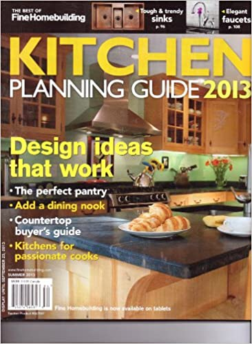 kitchen planning guide design ideas that work summer 2013
