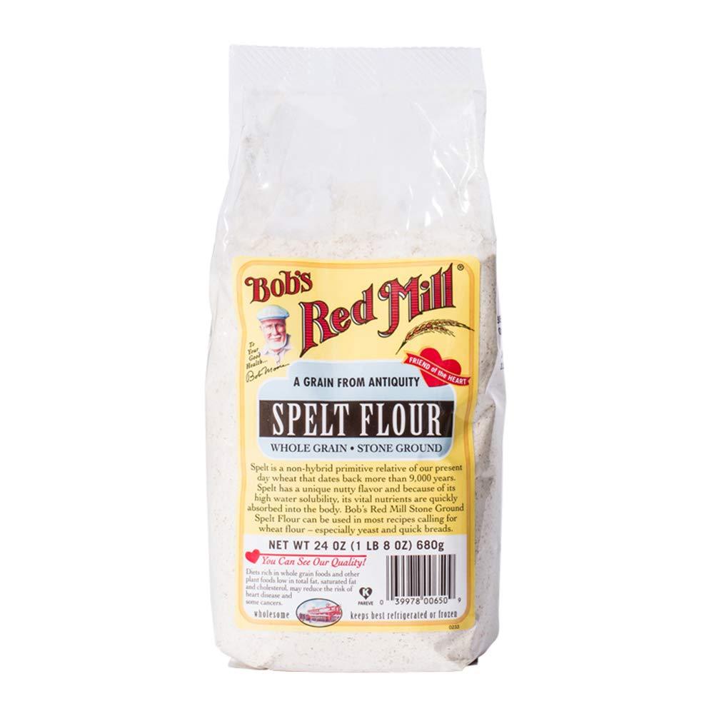 Amazon.com : Bob's Red Mill Organic BuckWheat Flour, 22 oz
