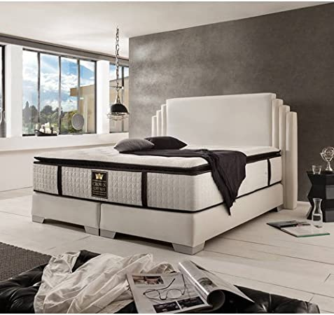 Schlichter Möbel Cama con somier Cama King George Deluxe ...