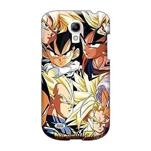Samsung Galaxy S4 Mini Rqg6568AyiC Custom High-definition Dragon Ball Z Skin Shockproof Hard Phone Cover
