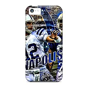 KennethKaczmarek Iphone 5c Great Hard Cell-phone Cases Unique Design HD Indianapolis Colts Skin [zsB3634PgJx]
