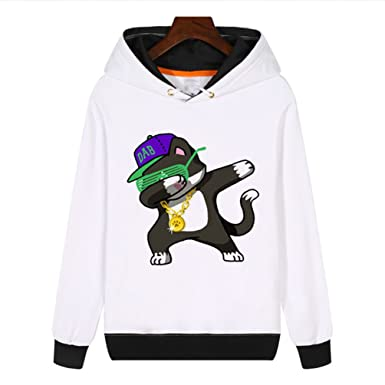WanYang Unisex Long Sleeve Cool Pullover Sweatshirts Hoodies and Sweaters  Cheap Sweater Hoodies ca55e1155