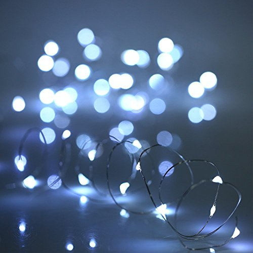 Micro Led String Lights On Bendable Wire - 9