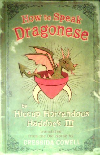 How to Speak Dragonese by Hiccup Horrendous Haddock III