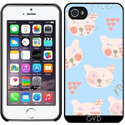 Coque pour Iphone 5/5S - Chats Motif by Luizavictorya72