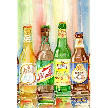 Amazon.com : Toland Home Garden It's Beer Thirty 12.5 X 18-Inch ...