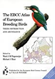 The EBCC Atlas of European Breeding Birds, , 0856610917