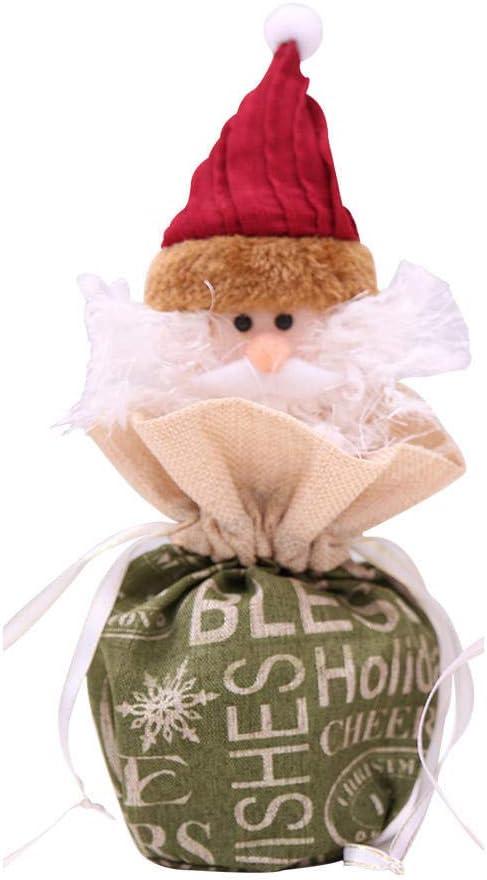 Caja de Navidad Saco de Navidad Medias navideñas Regalo ...