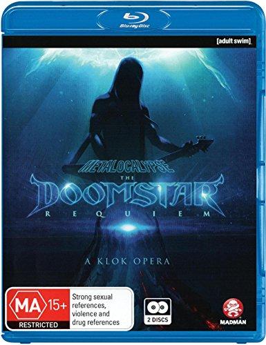 Metalocalypse: The Doomstar Requiem - A Klok Opera [ NON-USA FORMAT, Blu-Ray, Reg.B Import - Australia ]