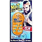 Mr T in Your Pocket Talking Keychain