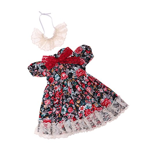 CUTICATE BJD Doll Dress Up Costume Set -