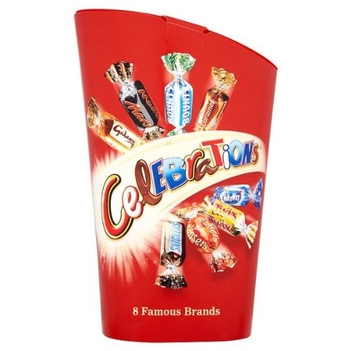 Chocolates Celebration (Celebrations 8 388G)