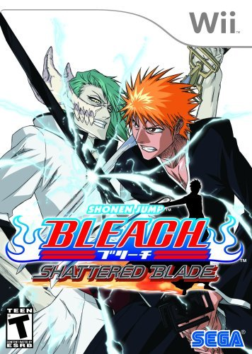 Bleach: Shattered Blade by -