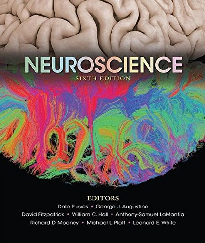 Book cover from Neuroscience by Anthony William
