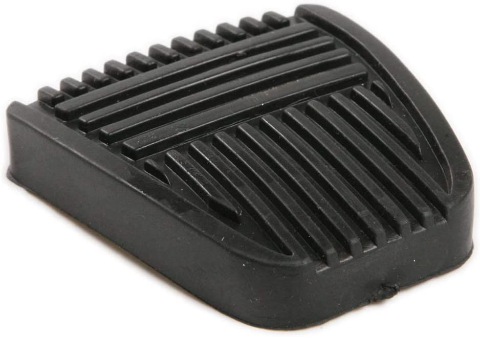 USPANDI Hot 4x5cm Black Car Clutch and Brake Pedal Rubber Pad Cover for Toyota Hiace Accessories Brake Clutch Foot Pedal Pad Car-Styling