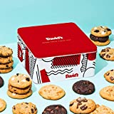 David's Cookies 24 Fresh Baked Cookies Gourmet Gift Basket, Assorted, 2 Pound