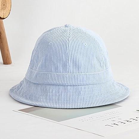 RangYR Cappello da Sole Cappellino Invernale da Pescatore di Velluto A Coste  retrò Cappello da Pescatore 09035094f925