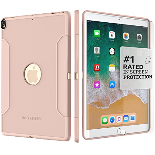 Super Slim Smart Cover Case for Apple iPad Pro 9.7 (Pink) - 9