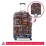 CrazyTravel Trolley Case Luggage Protectors Covers for Travel suitcase For Sale