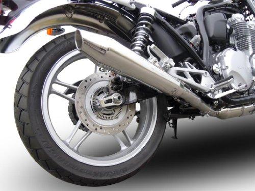 - Honda CB 1100 12-13 GPR Exhaust Systems Powercross Stainless Slipon Muffler Road Legal W/ DB Killers/Link Pipe