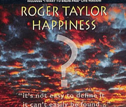 Happiness (UK Import) [Audio CD] Taylor, Roger
