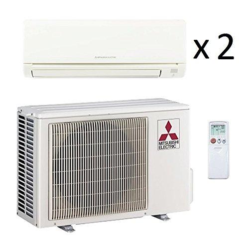Mitsubishi electric muy ge18na ductless heat pump outdoor for 18000 btu heat pump window unit