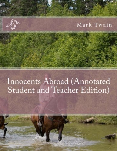 Download Innocents Abroad (Annotated Student and Teacher Edition) ebook