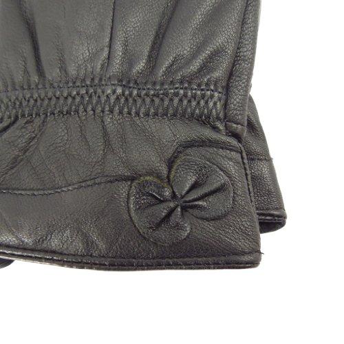 [リリーの宝 (Les Tresors De Lily)] (Clothilde コレクション) [K6757] 手袋 ブラック