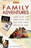Family Adventures, Christine Loomis, 0679031197