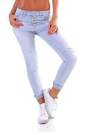 OSAB Fashion 5011 Jewelly by Lexxury Damen Jeans Hose