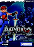 Alundra 2 Official Strategy Guide, BradyGames Staff, 1566869773