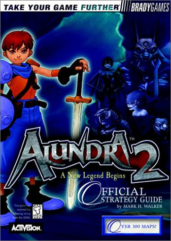 Alundra 2 Official Strategy Guide (Brady Games)