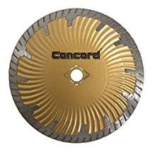 Concord Blades CTV070D10SP 7 Inch Wide-Turbo Wave Diamond Blade