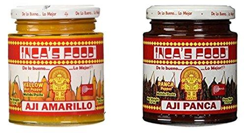 - Inca's Food Aji Panca Paste - 7.5 oz