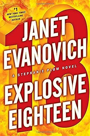 book cover of Explosive Eighteen