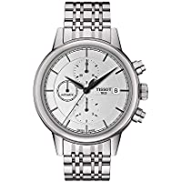 Tissot Carson Chronograph Automatic S-Steel Men's Watch