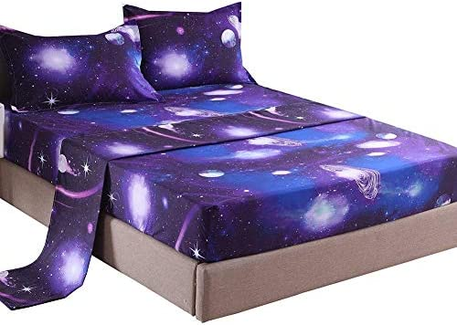 YOUSA Stars Galaxy Bedding Collections