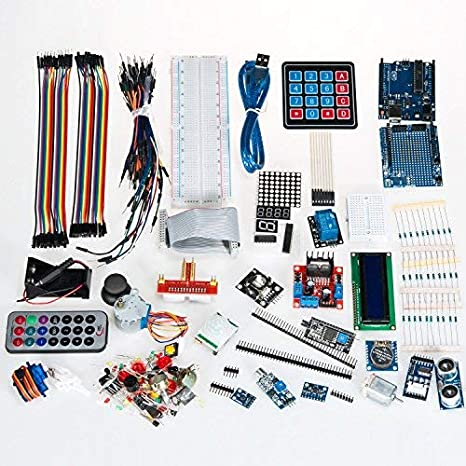 Amazon com: Lysignal Professional UNO R3 Starter Kit for Servo LCD