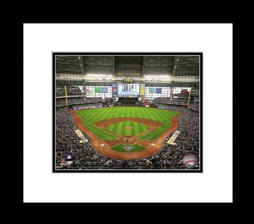 Milwaukee Brewers Miller Park 2011 - Framed 16x20 ()