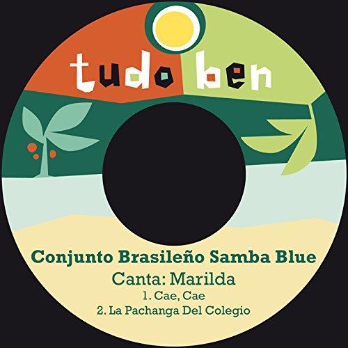Amazon.com: La Pachanga del Colegio: Conjunto Brasileño