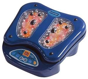 Lanaform Trimax - Masajeador de pies, masaje y vibraciones por infrarrojos