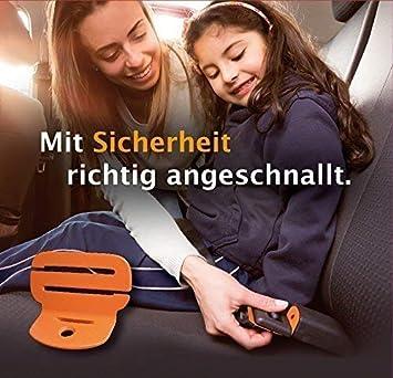 1 St/ück Storchenbeck Auto BeltLock Stop-Kinder und Kinder /öffnen Sicherheitsgurt Sicherung der Autositz