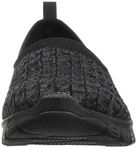 Skechers Donna Flex snugbug Ez 3 0 Allenatori black Nero RrzBRn